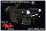 【宇宙戦艦ヤマトMMD】救命艇(陸自ふう迷彩バージョン)