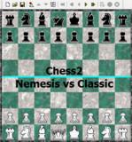 【Chess2】Nemesis vs Classic【対局】