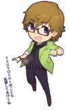 アプリ版風Shinnosuke(透過png)