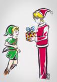 【もどき】リンク(クリスマス仕様)