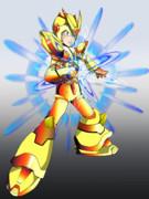 【落書】ROCKMANX3 ハイパーチップ