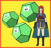 十二面体と少女3