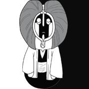 マユリ人形 描いてみたッス(・`ω・)