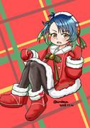 クリスマス福江ちゃん