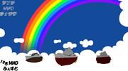 【第三回MMD静止画祭】 潜水艦隊 空へ 【19冬MMDふぇすと展覧会】