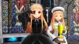 【MMD】ゴスロリ・レア様、2525再生おめでとう!