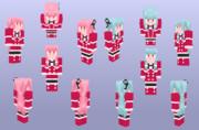 【Minecraft】琴葉姉妹:クリスマス衣装【Alex】