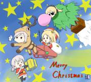 海上騎士団のクリスマス