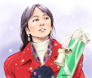 牧瀬里穂(クリスマスエクスプレス・1989年)