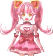 魔法少女リリカちゃん【厚塗り】
