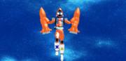 【MMDモデル配布】仮面ライダーフォーゼ ロケットステイツ(ロケットモジュール付属)