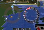 #Minecraft 速度センサー完成。  #JointBlock