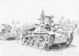 九五式輕戰車