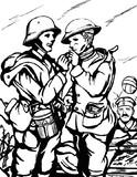 いいだろお前聖人の日だぞ~1914年のクリスマス休戦
