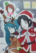 長良型でクリスマス