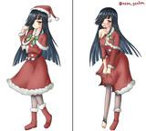 早霜クリスマスグラじゃああぁぁぁ!!