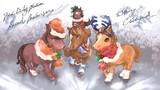 Real Derby Stallion 2nd Anniv. & Merry Xmas.