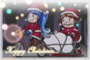 【艦これ】東京クリスマス急行 '18【五月雨/比叡】