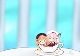 ティーカップ