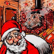フライング猪突猛進!
