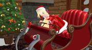 一人クリスマス