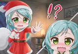 紗夜「メ、メリークリスマス…」日菜「紗ンタさんっ!?」