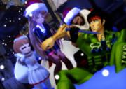 【すいまじ】また貴様か!【クリスマス】