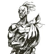 浮浪者のおっさん(140)