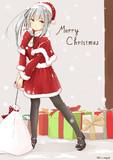 霞メリークリスマス!!
