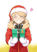 リタ@クリスマスプレゼント