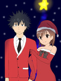 上琴  クリスマス