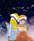 十カノでホワイトクリスマス