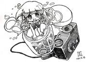 【メルク】今期一目惚れキャラと愛用カメラ【アガート】