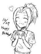 いつきちゃん誕生日おめでとう!