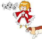 ローマの犬