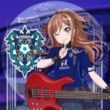 アビスパ福岡×バンドリ Roselia 今井リサ