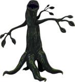 ザイクロトルからの怪物