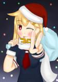 お題箱「クリスマス衣装のない艦娘のクリスマス衣装」