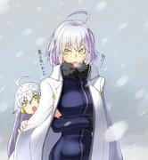 寒がり邪ンヌ