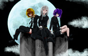 悪魔3姉妹
