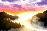 【黄金の夜明け】