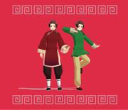 【APヘタリアMMD】中国チャイナ服衣装追加【モデル配布】