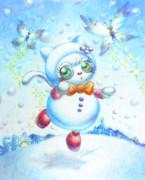 ミーコの冬休み