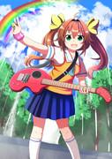君の夢に虹が架かりますように
