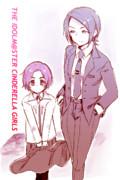 (パロ絵)GUNSLINGER CINDERELLA GIRLS(東郷あい/龍崎薫)