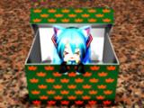 謎のギフトボックス