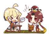 食べすぎでち!