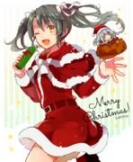 クリスマス瑞鶴