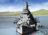 大日本帝國海軍  重巡洋艦「摩耶」