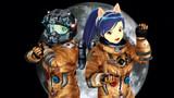 ネコミミちーちゃんと宇宙服